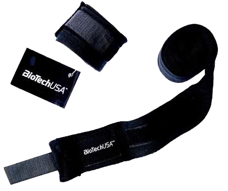 BioTech USA Wrist wraps pair