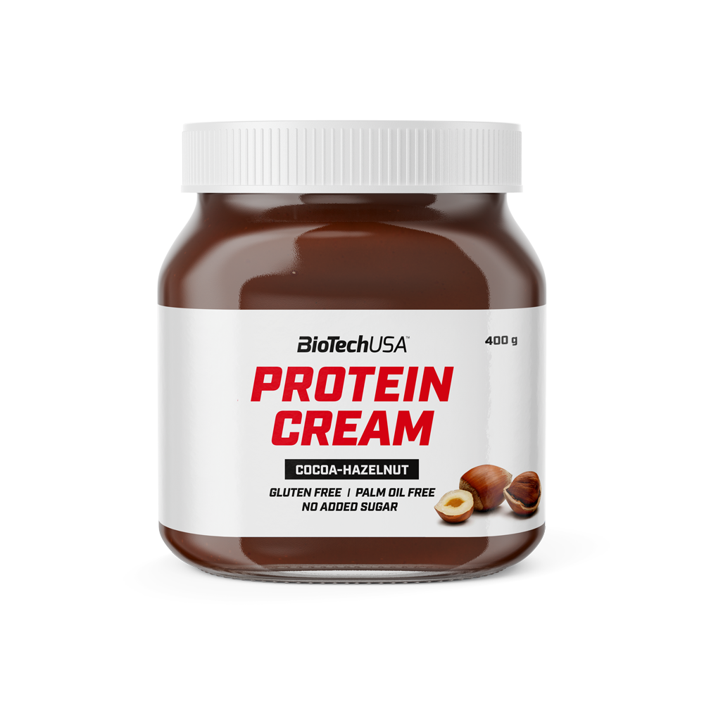 BioTech USA Protein Cream 400 gr.