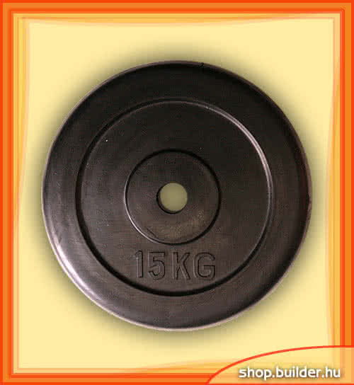 Other sports equipment Rubber plate 15kg 15 kg