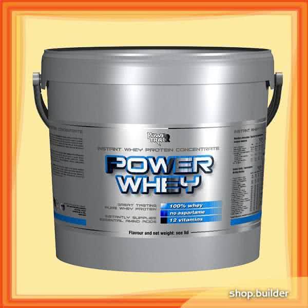 PowerTrack Power Whey 4 kg
