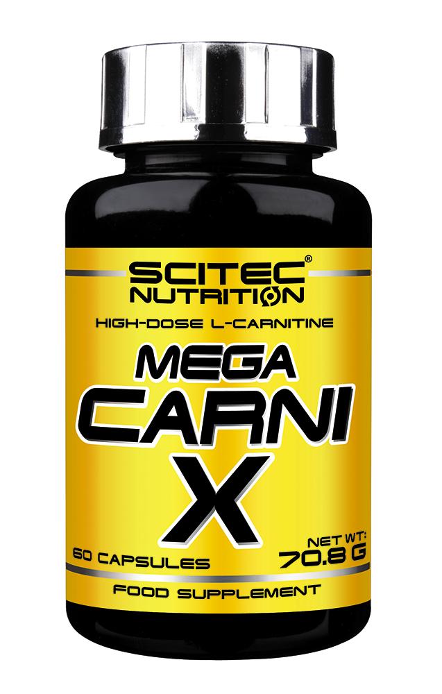 Scitec Nutrition Mega Carni-X 60 caps