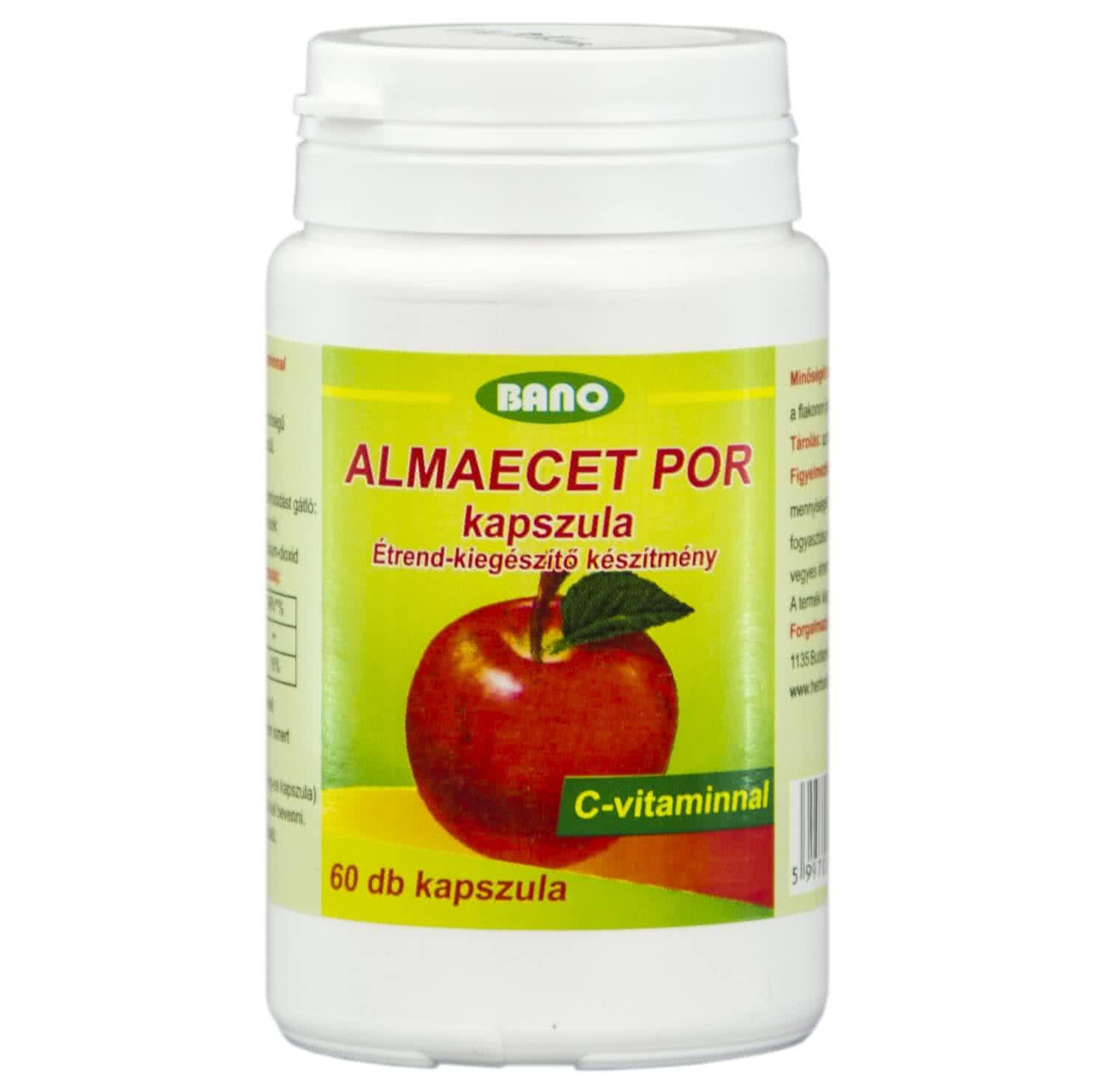 Apple Cider Vinegar Caps 60 Caps