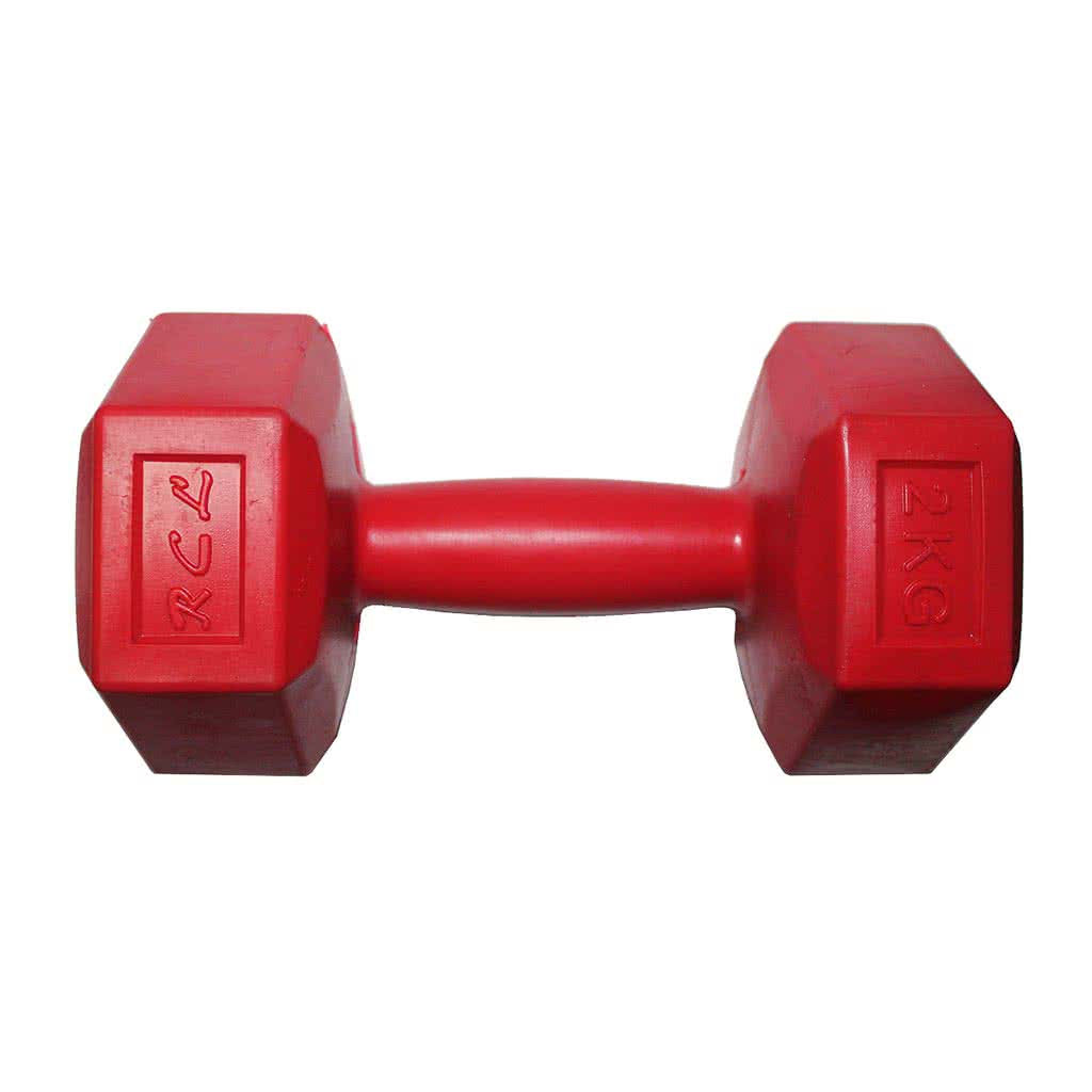 Other sports equipment Plastic dumbell 2 kg pair