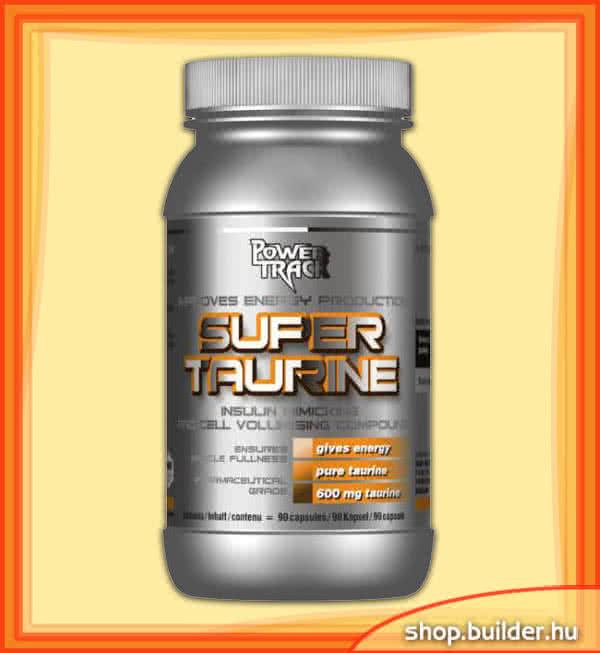 PowerTrack Super Taurine 90 caps