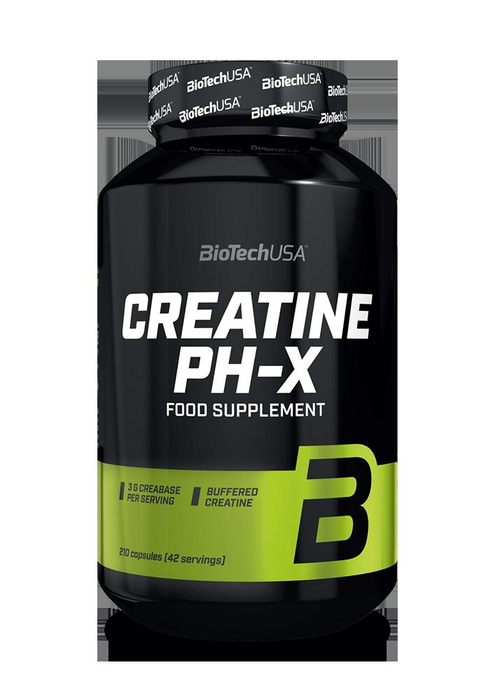 BioTech USA Creatine pH-X 210 caps