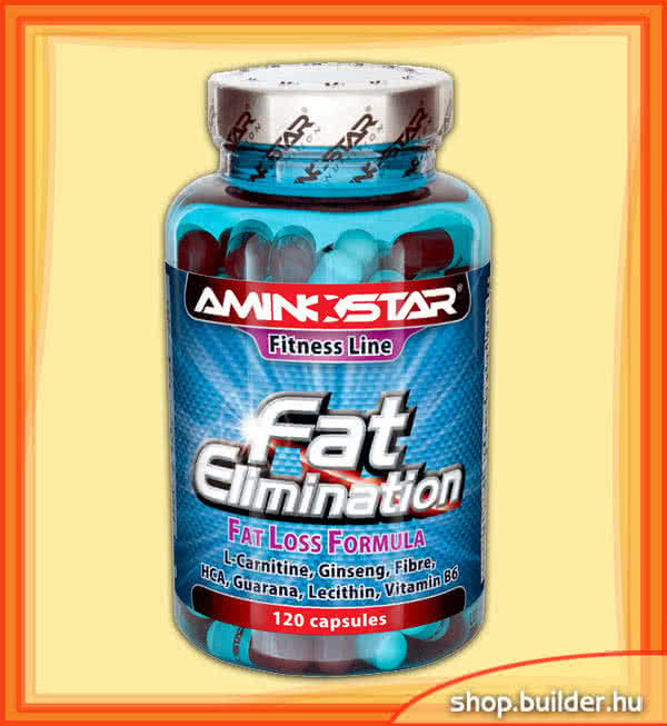 AminoStar Fat Elimination 120 caps