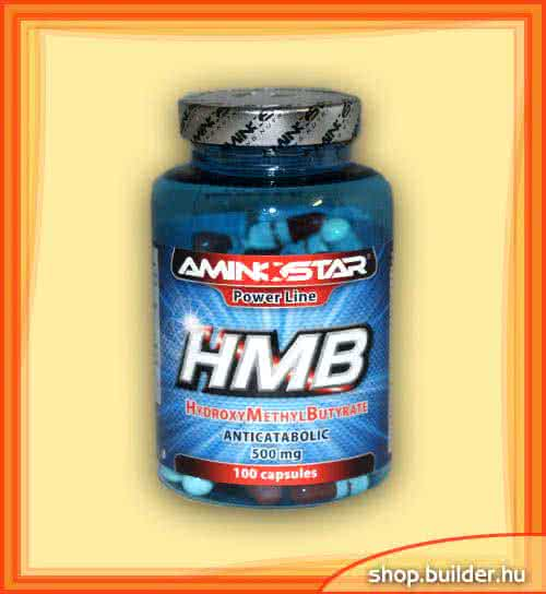 AminoStar HMB 100 caps