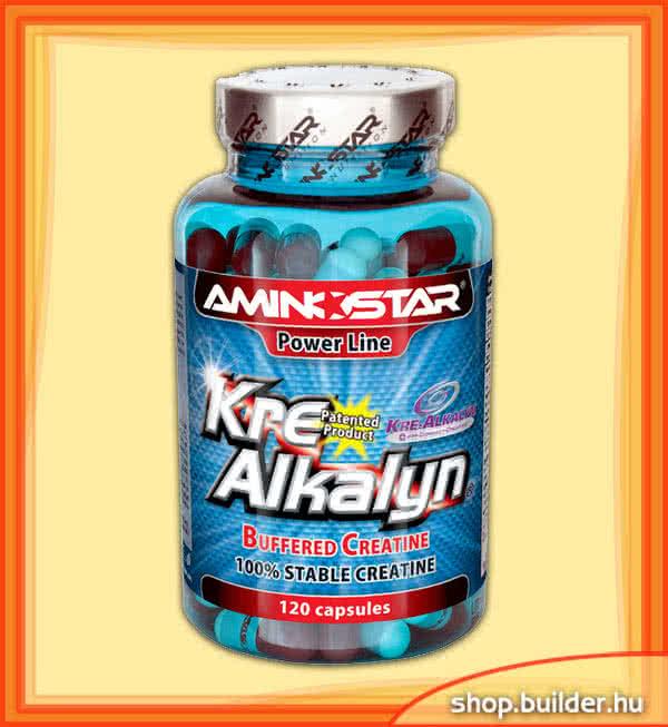 AminoStar Kre-Alkalyn 120 caps