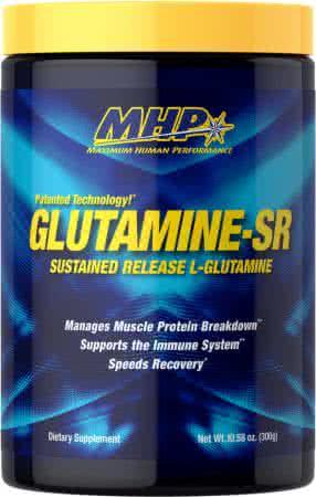 MHP Glutamine-SR 300 gr.