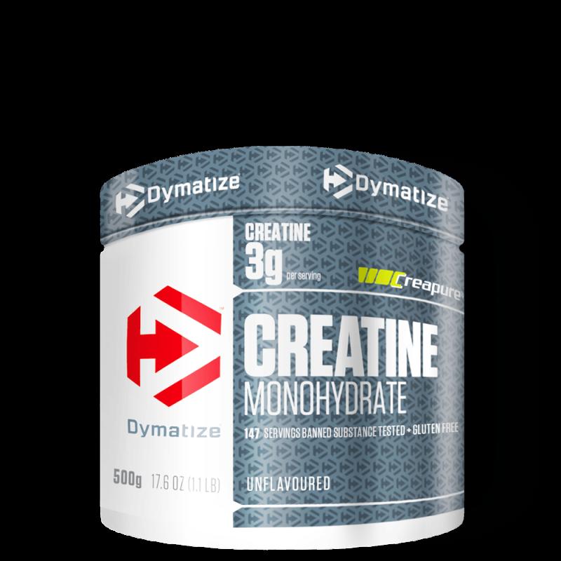 Dymatize Micronized Creatine Monohydrate 500 gr.