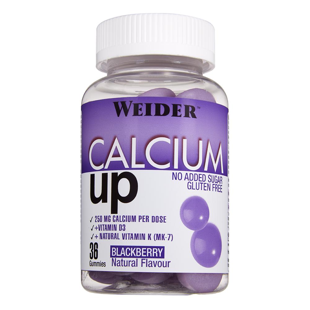 Weider Nutrition Calcium Up 36 chews