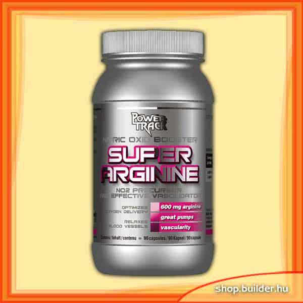 PowerTrack Super Arginine 90 caps