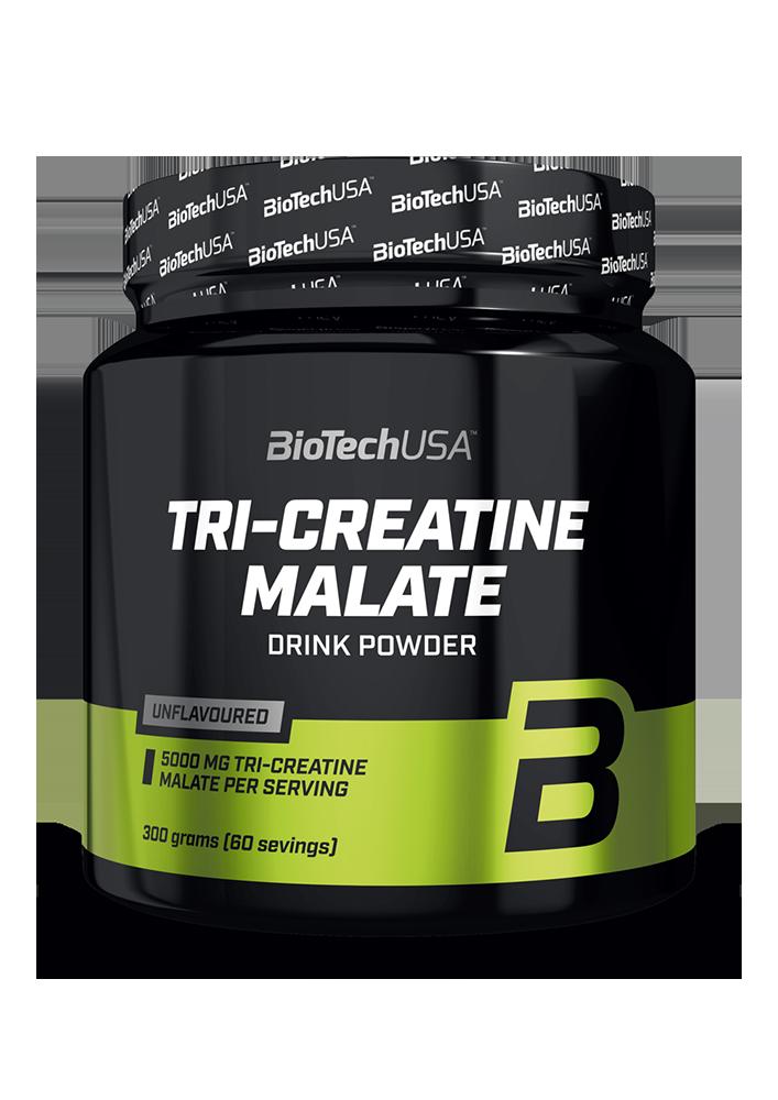 BioTech USA Tri-Creatine Malate 300 gr.