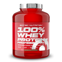 Scitec Nutrition 100% Whey Protein Professional (2,35 kg)