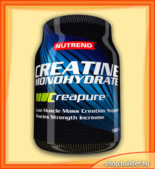 Nutrend Creatine Monohydrate 500 gr.
