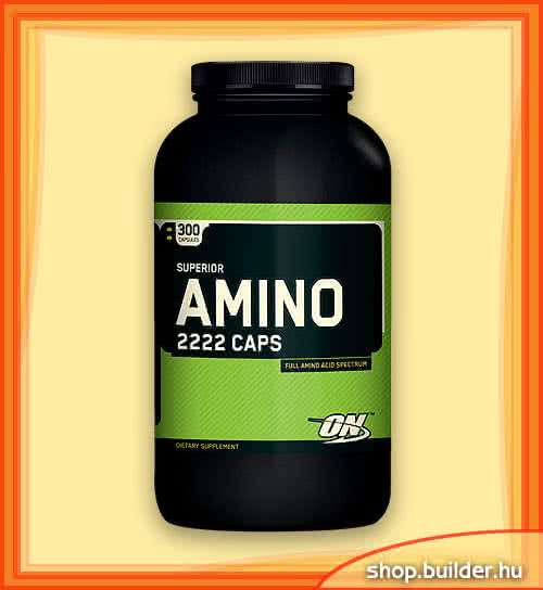 Optimum Nutrition Amino 2222 Caps 160 caps