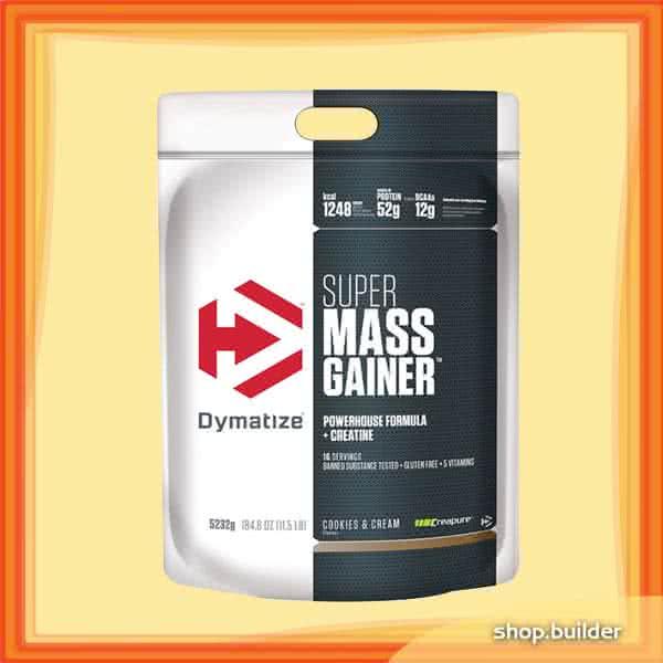 Dymatize Super Mass Gainer 5,232 kg