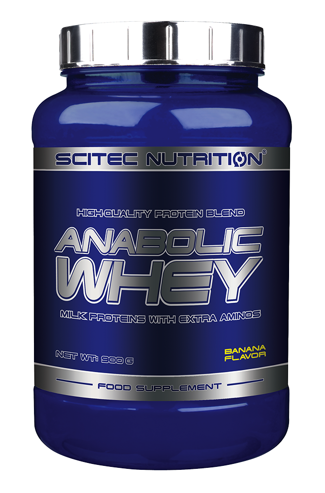 Scitec Nutrition Anabolic Whey 0,9 kg
