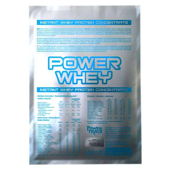 PowerTrack Power Whey 0,3 kg