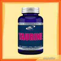Pro Nutrition Taurine (100 caps)