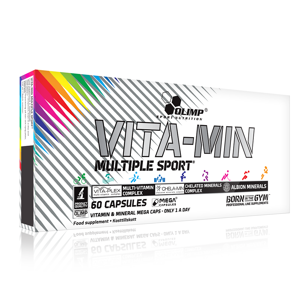 Olimp Sport Nutrition Vita-Min Sport 60 caps
