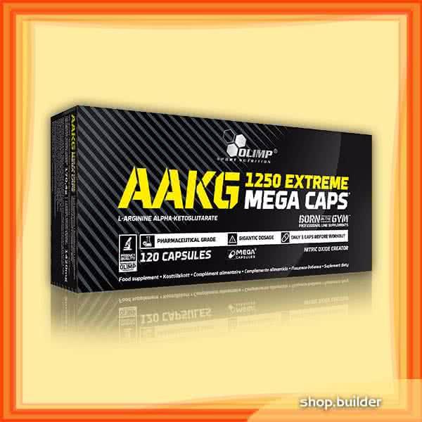 Olimp Sport Nutrition AAKG Extreme Mega Caps 120 caps