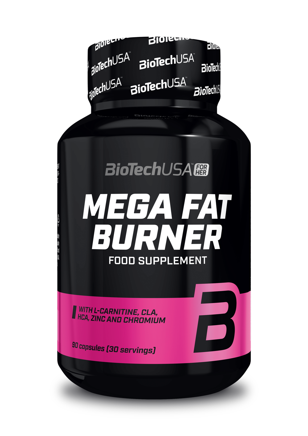 BioTech USA Mega Fat Burner 90 tab.