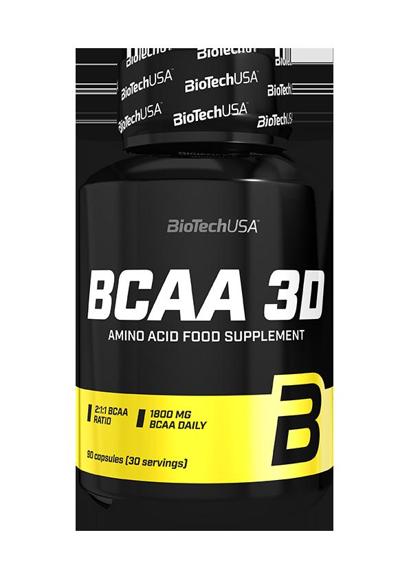BioTech USA BCAA 3D 90 caps