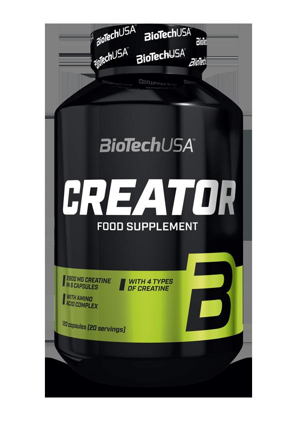 BioTech USA CreaTOR 120 caps