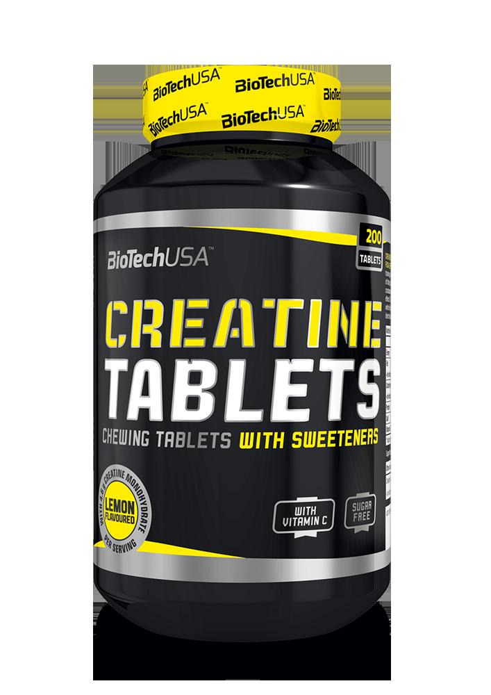 BioTech USA Creatine Tablets 200 chews