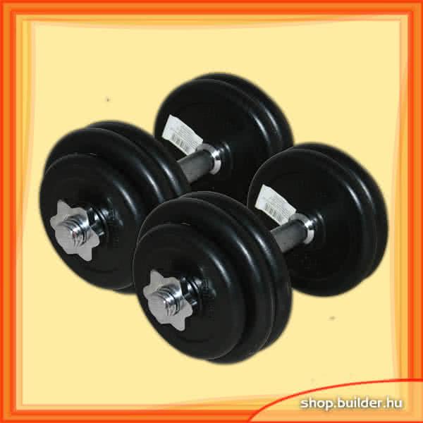 Other home gym Dumbbell set 2x14,5kg set