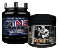 Scitec Nutrition Superhero + Ami-NO Xpress