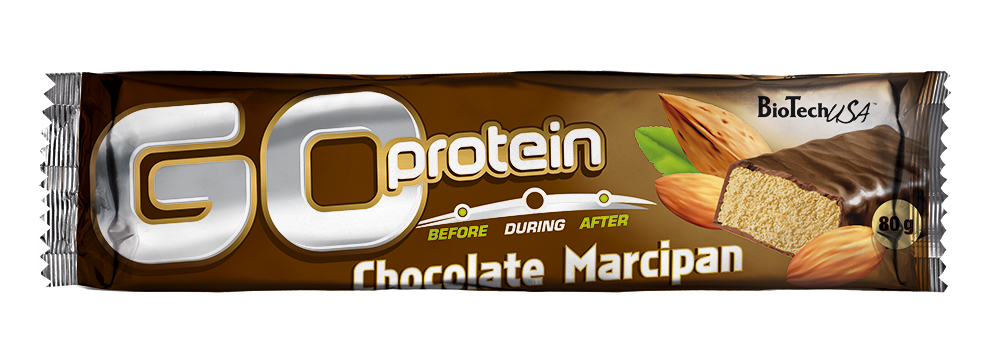 BioTech USA GO Protein Bar 80 gr.