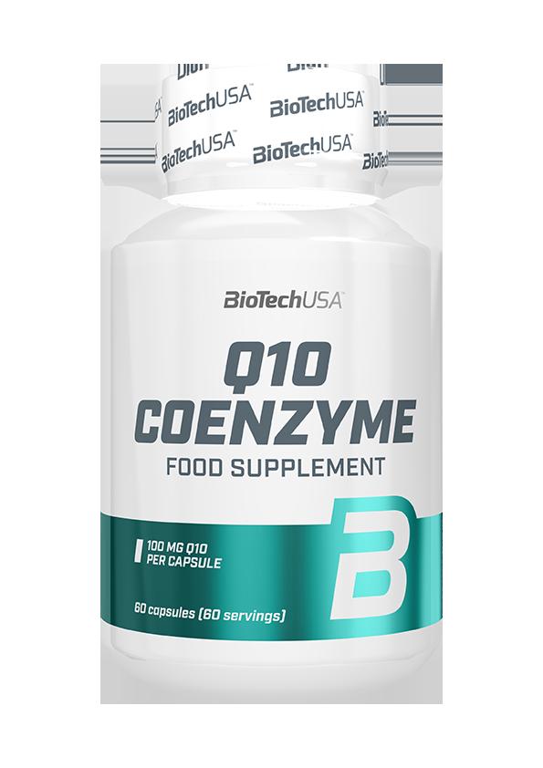 BioTech USA Q10 Coenzyme (100 mg) 60 caps