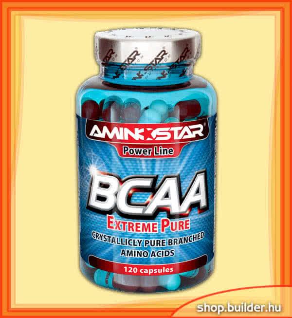 AminoStar BCAA Extreme Pure 120 caps