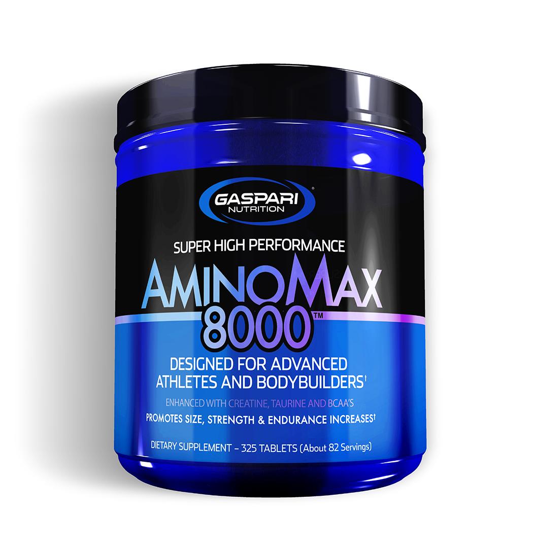 Gaspari Nutrition Aminomax 8000 325 tab.