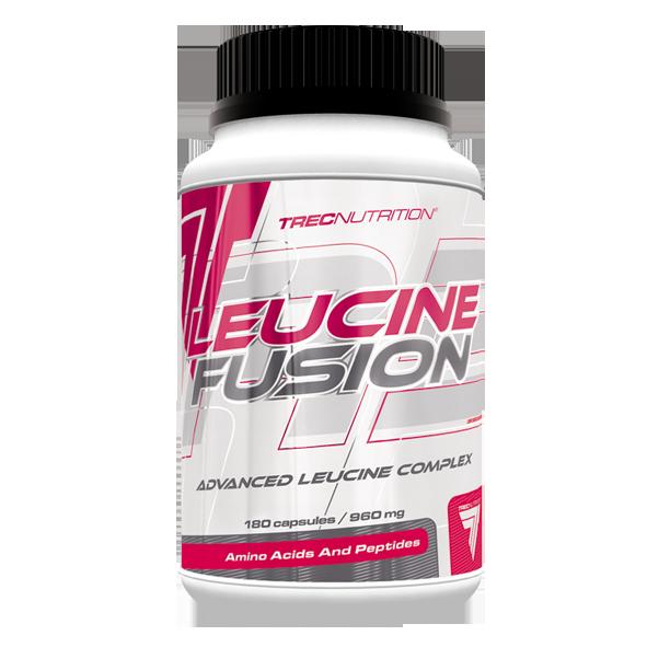 Trec Nutrition Leucine Fusion 180 caps