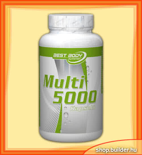 Best Body Nutrition Multi 5000 100 caps
