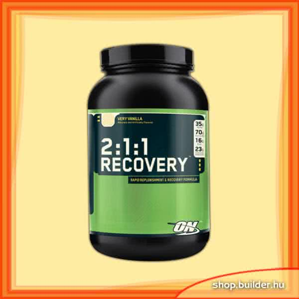 Optimum Nutrition 2:1:1 Recovery 1,678 kg