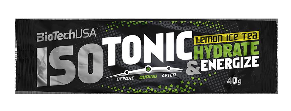 BioTech USA IsoTonic 40 gr.