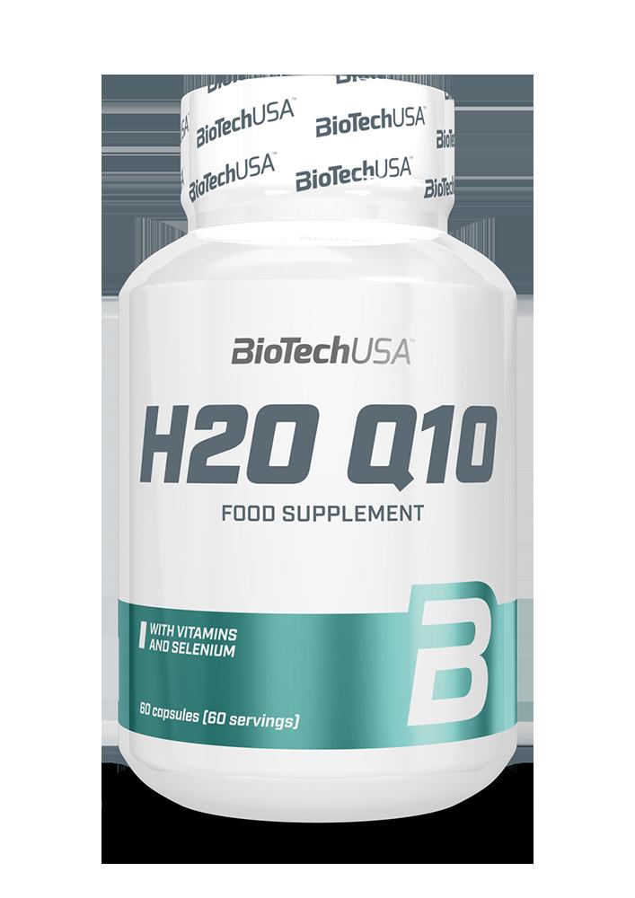 BioTech USA H2O Q10 60 caps