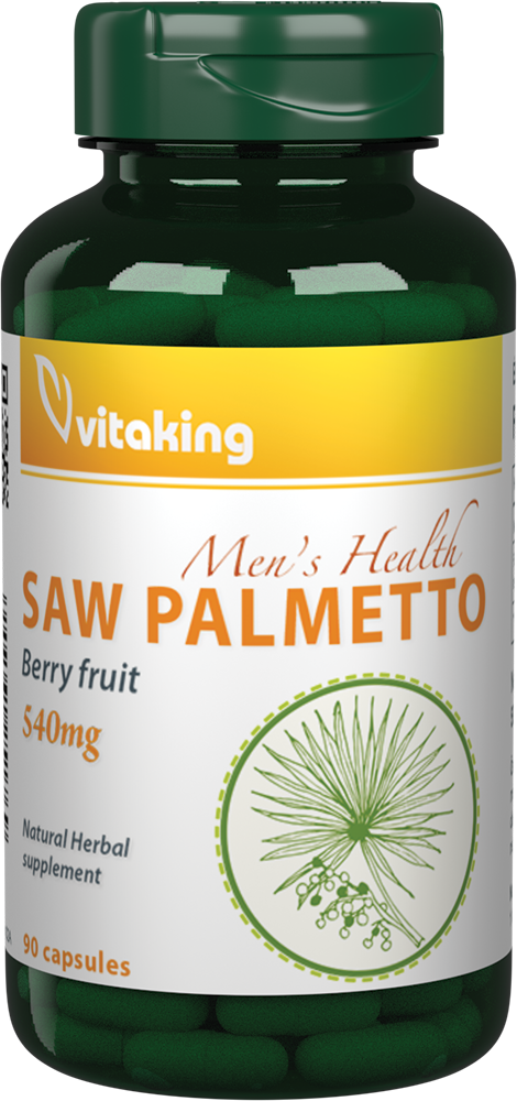 VitaKing Saw Palmetto 90 caps