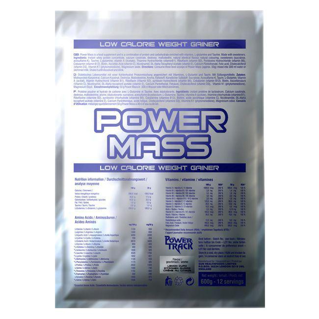 PowerTrack Power Mass 0,6 kg