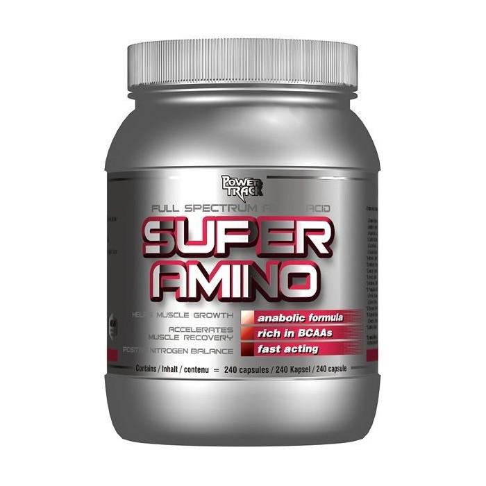 PowerTrack Super Amino 240 caps